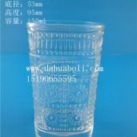 厂家直销150ml出口玻璃水杯