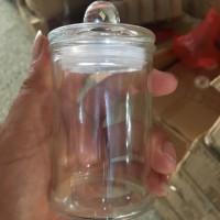 徐州生产100ml茶叶玻璃罐,玻璃密封罐生产厂家