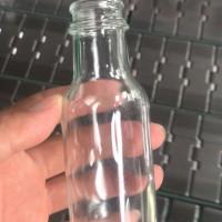 徐州生产50ml酱油醋玻璃瓶,厂家直销玻璃调料瓶