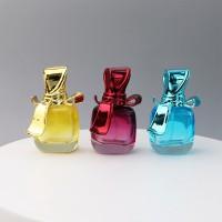 厂家直销15ml喷涂玻璃香水瓶,高档化妆品玻璃瓶批发