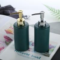 厂家直销500ml喷涂洗手液玻璃瓶,工艺玻璃瓶生产商
