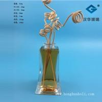 150ml方形香薰玻璃瓶,徐州生产工艺玻璃瓶