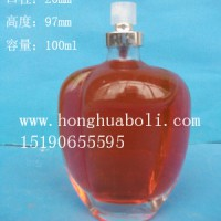 100ml香水玻璃瓶生产厂家