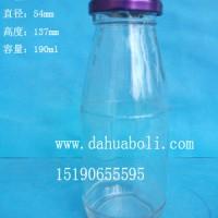 190ml饮料玻璃瓶生产厂家