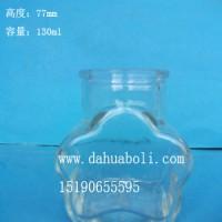130ml梅花工艺玻璃许愿瓶