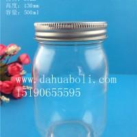 500ml圆蜂蜜玻璃瓶生产厂家