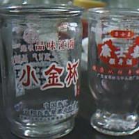 徐州生产各种烤花玻璃瓶
