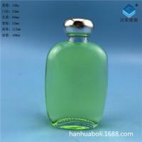 热销100ml蘑菇盖玻璃小酒瓶,徐州高档酒瓶生产商