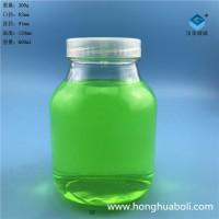 厂家直销600ml带透气孔组培玻璃瓶培养玻璃瓶生产商