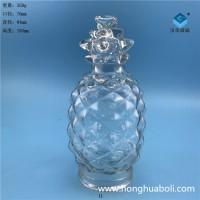 徐州生产菠萝玻璃灯罩工艺玻璃灯罩生产商