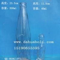 徐州生产300ml汽水玻璃瓶果汁玻璃瓶生产商