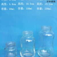 婴儿专用玻璃奶瓶生产厂家