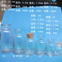 广口试剂玻璃瓶生产厂家徐州药用玻璃瓶批发