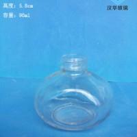 徐州生产90ml墨水玻璃瓶