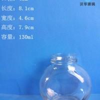 徐州生产130ml罐头玻璃瓶麻辣酱玻璃瓶批发