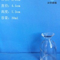 批发30ml医药玻璃瓶药用玻璃瓶生产商