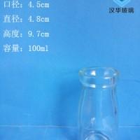 热销100ml玻璃布丁瓶