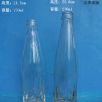 徐州汽水玻璃瓶生产厂家果汁玻璃瓶批发