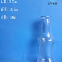 徐州生产120ml玻璃瓶订制各种玻璃瓶