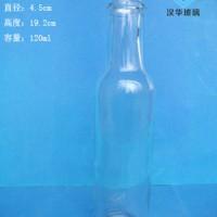 徐州生产120ml麻油玻璃瓶橄榄油玻璃瓶批发