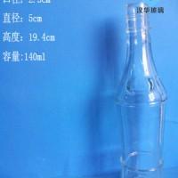 140ml玻璃麻油瓶生产商橄榄油玻璃瓶批发