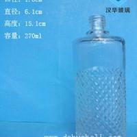 热销250ml白酒玻璃瓶徐州玻璃酒瓶生产商