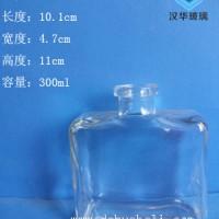 厂家直销300ml长方形香薰玻璃瓶无火玻璃香薰瓶
