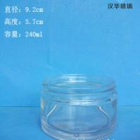 徐州生产200ml玻璃膏霜瓶面霜玻璃瓶批发