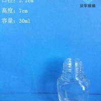 徐州生产30ml指甲油玻璃瓶