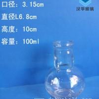 徐州生产100ml玻璃小酒瓶工艺玻璃酒瓶批发