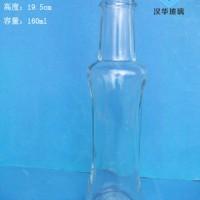 批发160ml玻璃麻油瓶橄榄油玻璃瓶批发