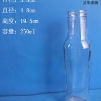 徐州生产250ml果汁玻璃瓶饮料玻璃瓶生产商