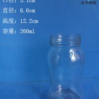 厂家批发250ml广口牛奶玻璃瓶酸奶玻璃瓶批发