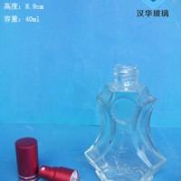 徐州生产40ml玻璃香水瓶厂家直销香水玻璃瓶