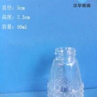 徐州生产50ml调味玻璃瓶胡椒粉玻璃瓶批发