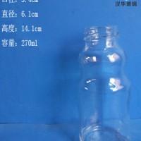 徐州生产270ml果汁玻璃瓶饮料玻璃瓶生产厂家