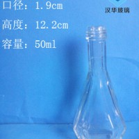 厂家直销50ml香水玻璃瓶化妆品玻璃瓶批发