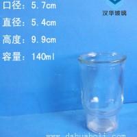 徐州生产140ml玻璃酒杯厂家直销玻璃杯