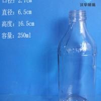 徐州生产250ml盐水玻璃瓶医药玻璃瓶批发