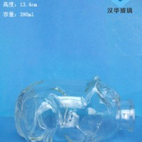 徐州生产小猪玻璃存钱罐工艺玻璃瓶生产厂家