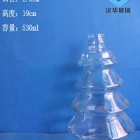 500ml许愿树玻璃瓶徐州工艺玻璃瓶生产厂家