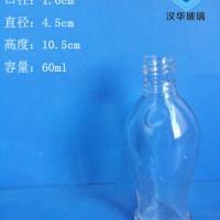 热销60ml玻璃香水瓶徐州化妆品玻璃瓶批发