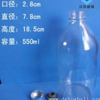 500ml输液玻璃瓶徐州玻璃盐水玻璃瓶批发