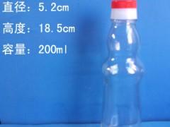 厂家直销200ml麻油玻璃瓶,徐州玻璃橄榄油瓶批发