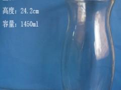 厂家直销工艺玻璃花瓶,徐州玻璃瓶生产商