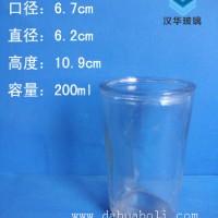 徐州生产200ml玻璃水杯,玻璃酒杯生产商