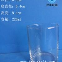 批发220ml玻璃水杯徐州牛奶玻璃杯生产厂家