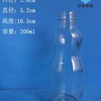 厂家直销200ml麻油玻璃瓶,橄榄油玻璃瓶批发