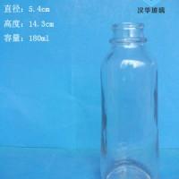 热销200ml玻璃麻油瓶徐州香油玻璃瓶批发