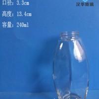 徐州240ml麻辣酱玻璃瓶果酱玻璃瓶批发